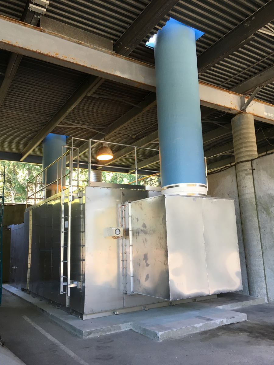 Sewage Treatment Plant Odour Control Upgrades | Comox Valley