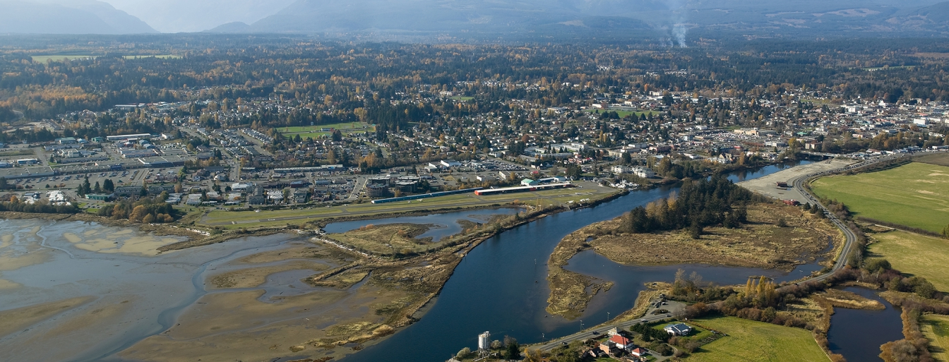 City of Courtenay - photo by Boomer Jerritt
