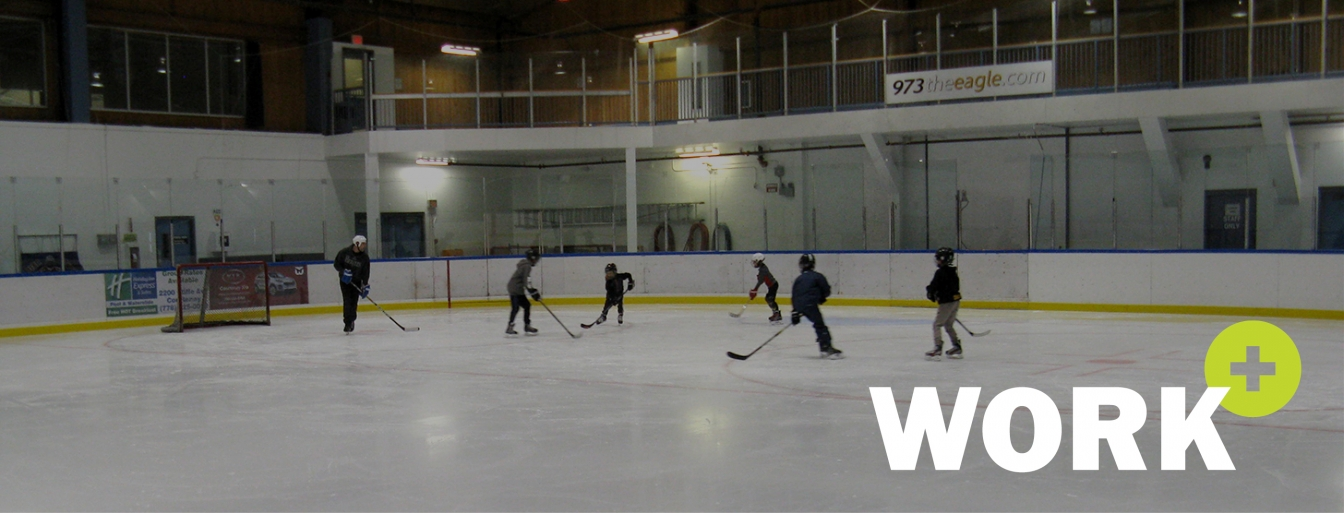Work with the CVRD Shinny
