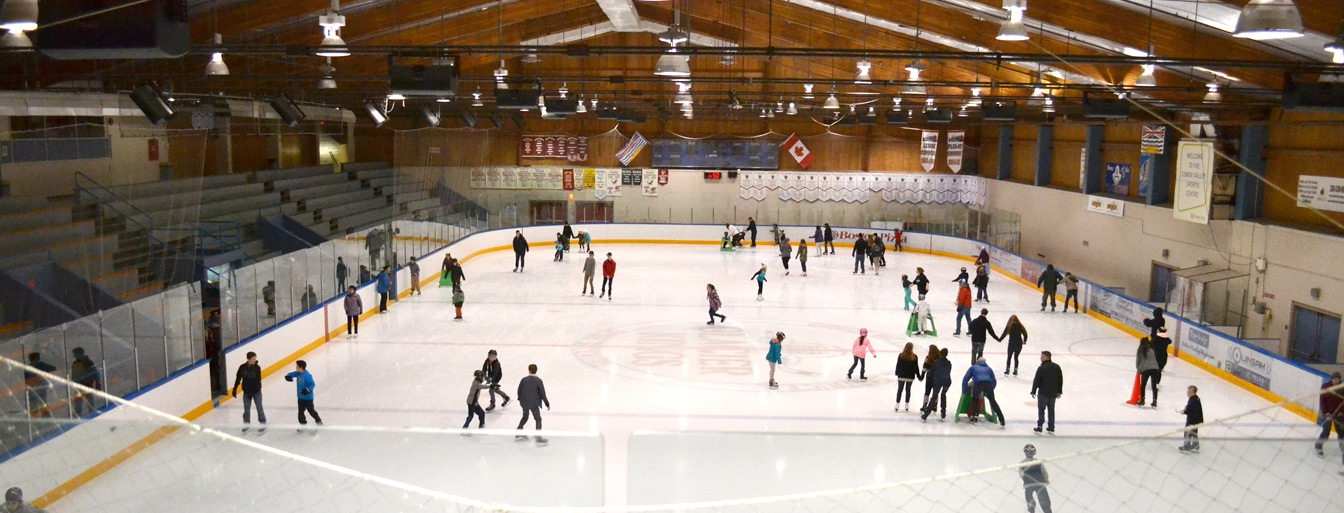 Comox Valley Sports Centre