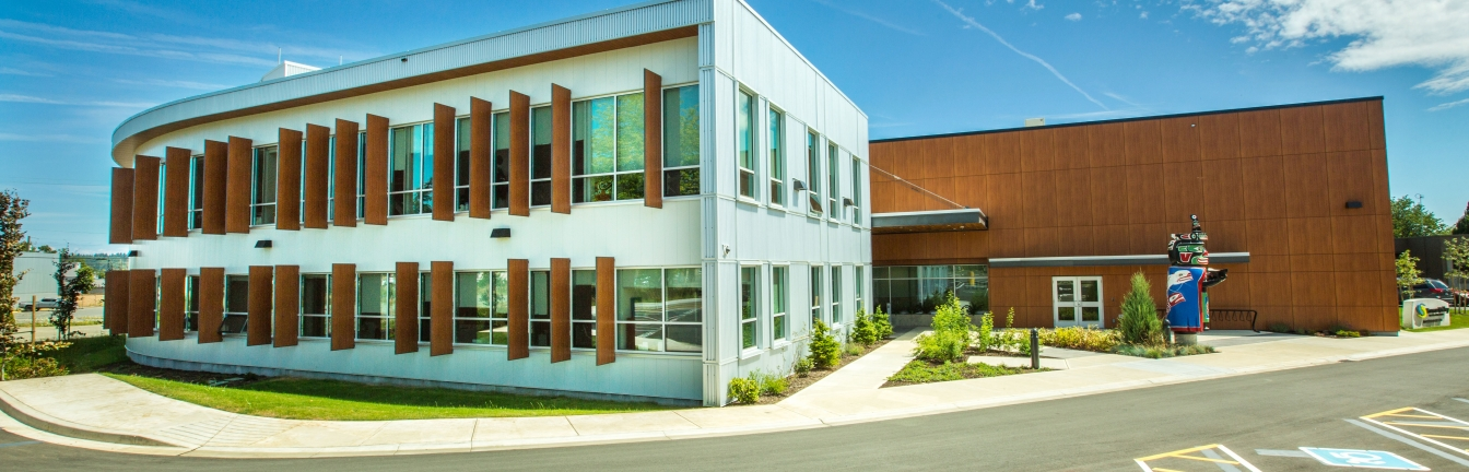 Harmston Office Exterior Building