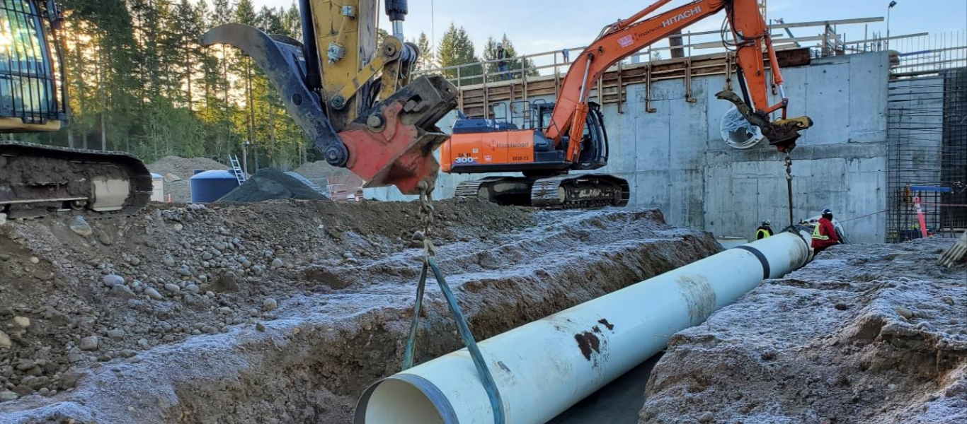 Treated Water Transmission Main