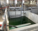 Floc Channel Hydrotest